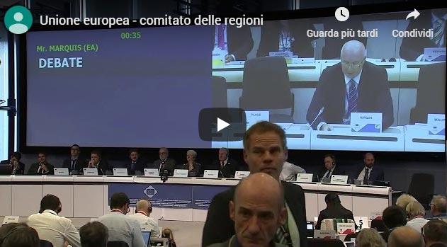 Unione europea –  comitato delle regioni