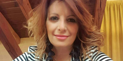 Alessandra Addario alle comunali Aosta 2020 con la lista STELLA ALPINA AREA POPOLARE