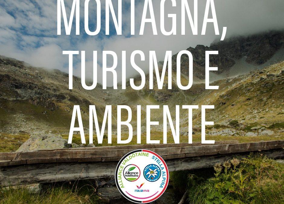 Montagna, Turismo e Ambiente