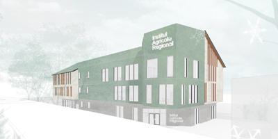 Affidamento del progetto di fattibilità tecnica ed economica per la realizzazione di una nuova sede dell'Institut Agricole Régional