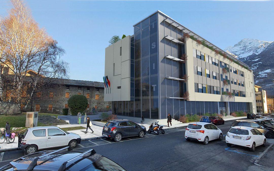 Il nuovo Manzetti di Aosta sarà realizzato ex novo: sottoscritto l'affidamento del progetto